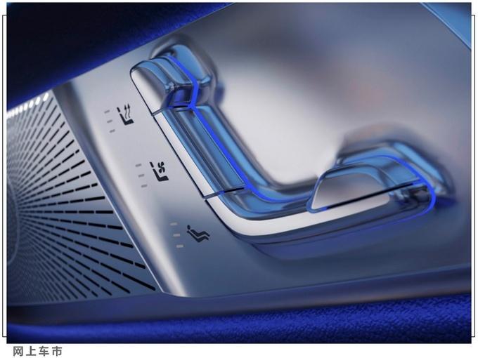 梅赛德斯-迈巴赫EQS SUV概念车海外发布
