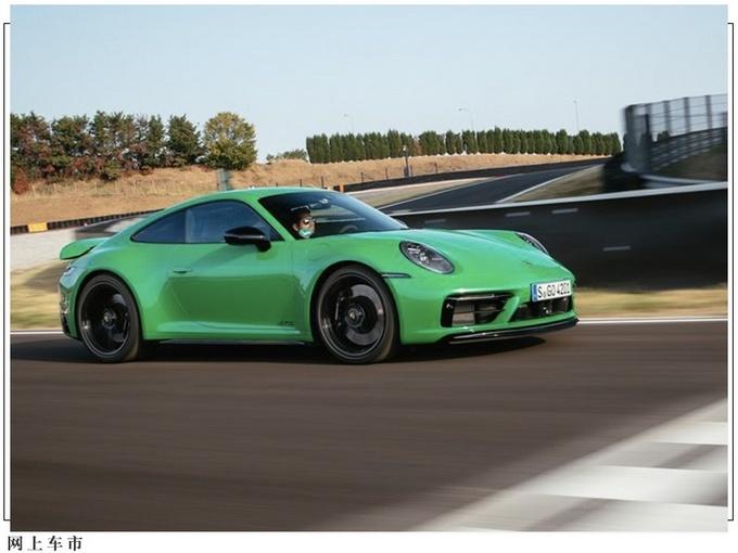 保�r捷全新款911 Carrera GTS�型官�D