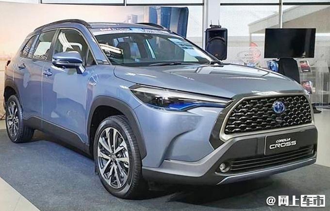 丰田卡罗拉Cross将推出 最快于明年上市