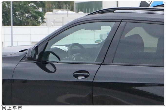 宝马X7全新款车型谍照 明年上半年亮相