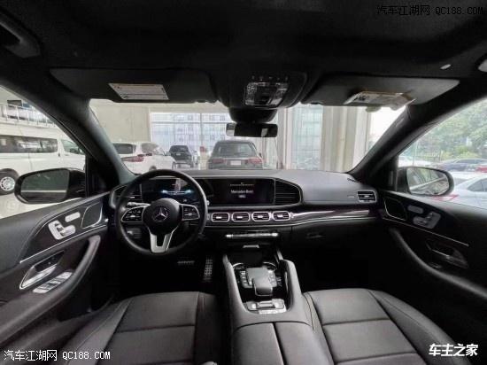 全新2021款美规奔驰GLS450国六现车优惠