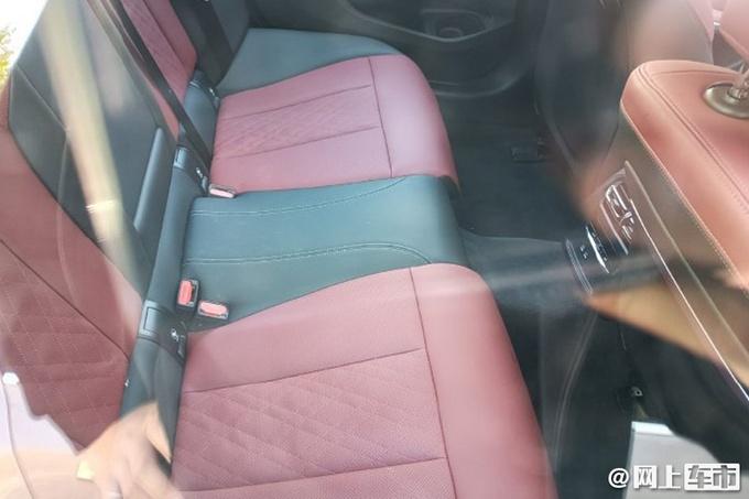 国产版宝马3系纯电版车型路试谍照曝光