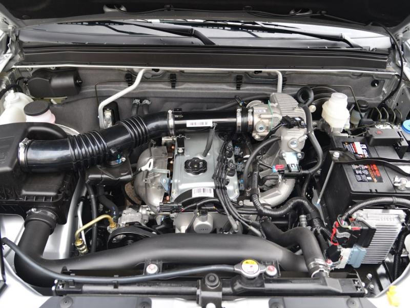 风骏5欧洲版2.0T柴油体验 皮卡先驱者