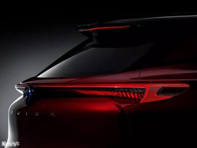别克Enspire于今晚首发 定位纯电动SUV