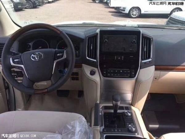 酷路泽5700中东现车天津港口钜惠价格多少钱
