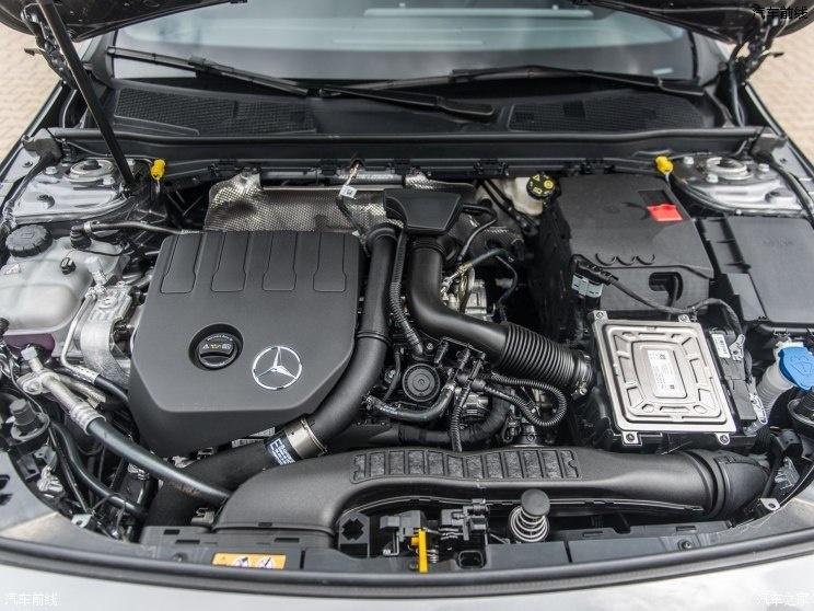 奔驰(进口) 奔驰A级(进口) 2018款 海外 基本型