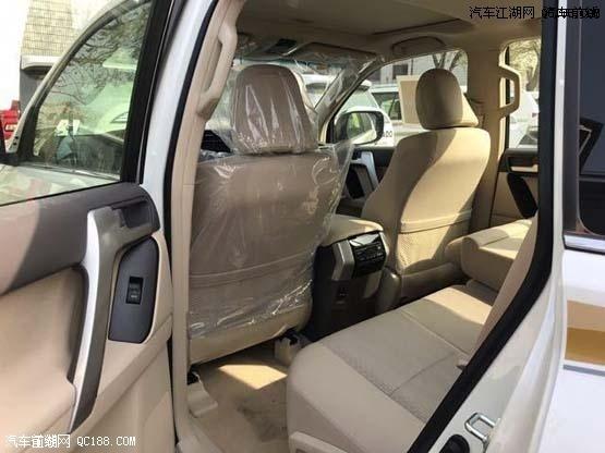 18款丰田霸道4000中东版 全时四驱最新现车报价
