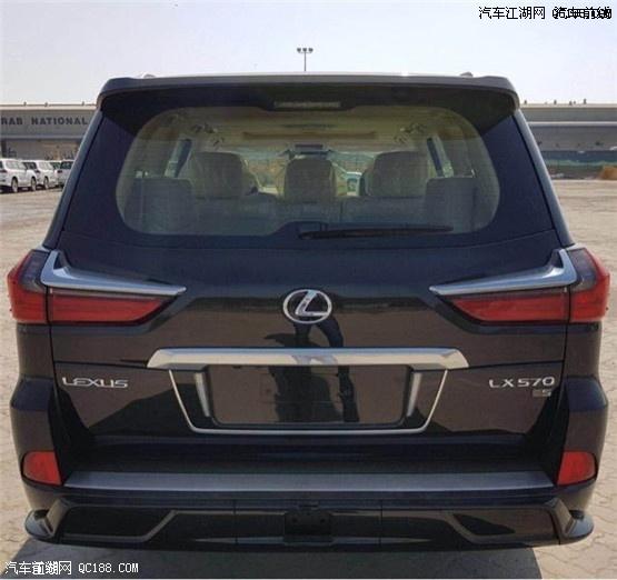 2018款雷克萨斯LX570 最新配置报价