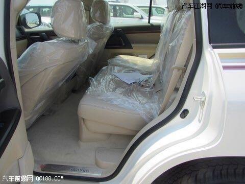 2018款丰田酷路泽4500纯进口柴油版 超强动力