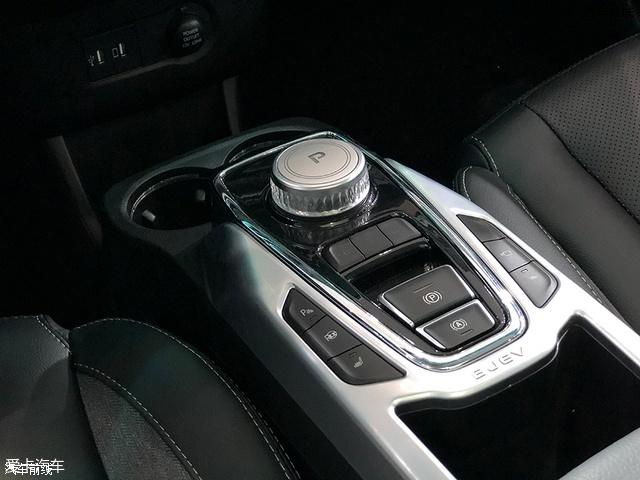 中东兰德酷路泽4500_北汽新能源EX3量产版在2019年4月上市_汽车前线