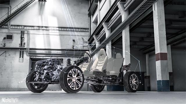 吉利全新轿跑SUV预告 基于CMA架构打造