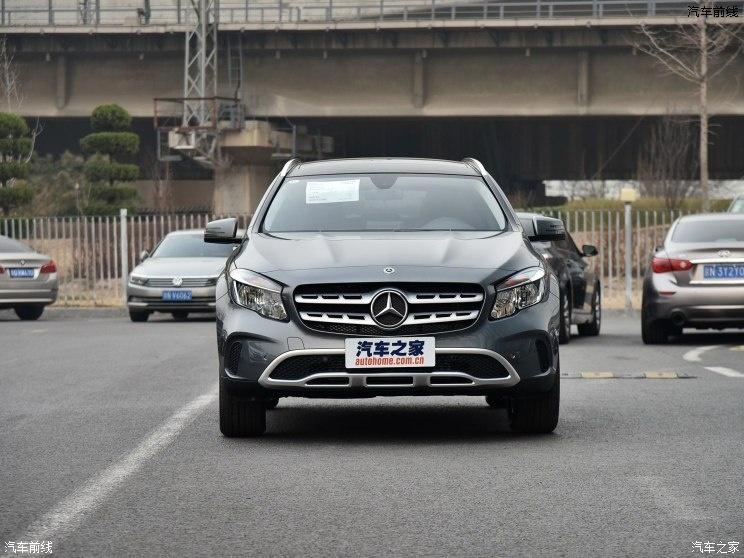 北京奔驰 奔驰GLA 2018款 GLA 200 动感型