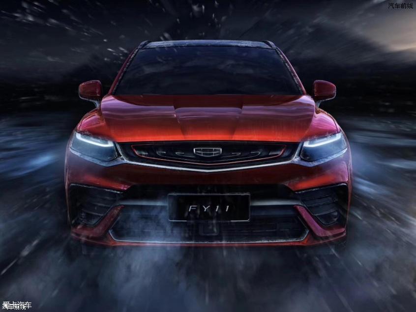 吉利汽车2019款吉利FY11