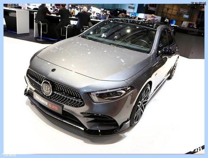 奔驰A级再推全新性能车百公里加速仅需5.9s-图1