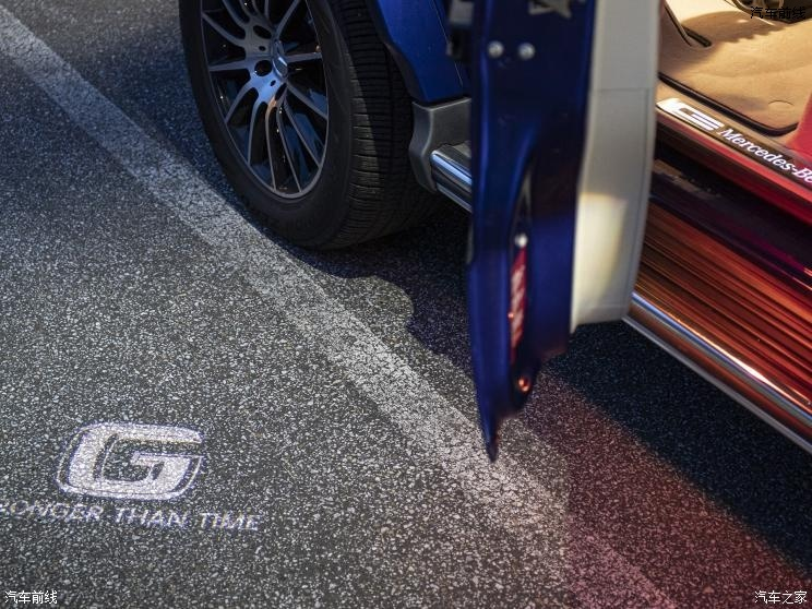 奔驰(进口) 奔驰G级 2019款 STRONGER THAN TIME Edition