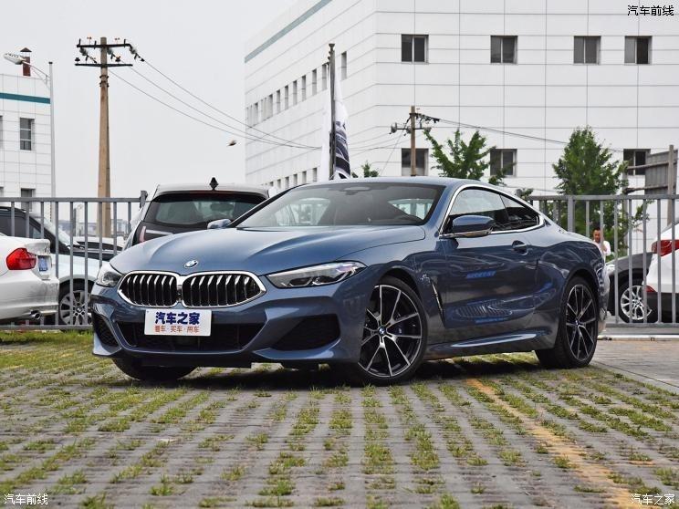 宝马(进口) 宝马8系 2019款 840i Coupe