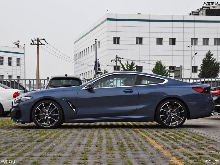 宝马(进口) 宝马8系 2019款 840i 双门轿跑车 M运动套装