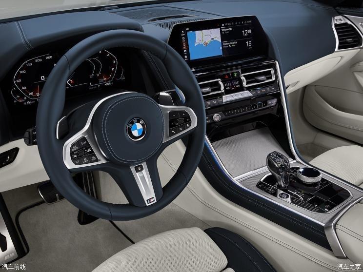 宝马(进口) 宝马8系 2019款 M850i xDrive Gran Coupe