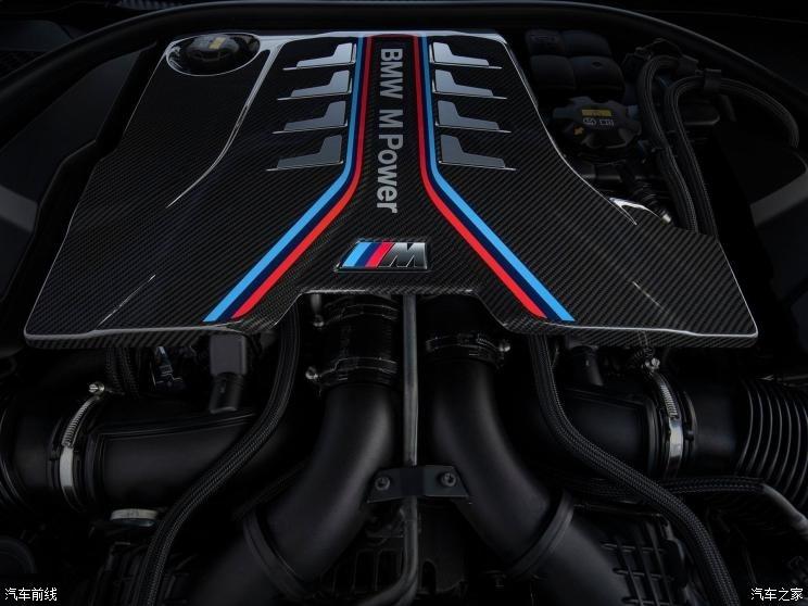 宝马M 宝马M8 2019款 M8 Competition Coupe