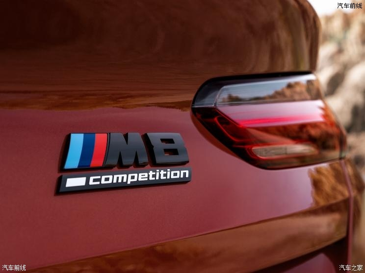 宝马M 宝马M8 2019款 M8 Competition Convertible