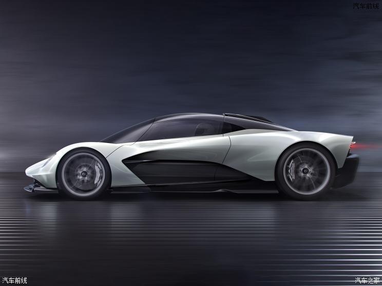 阿斯顿·马丁 Valhalla 2019款 Concept