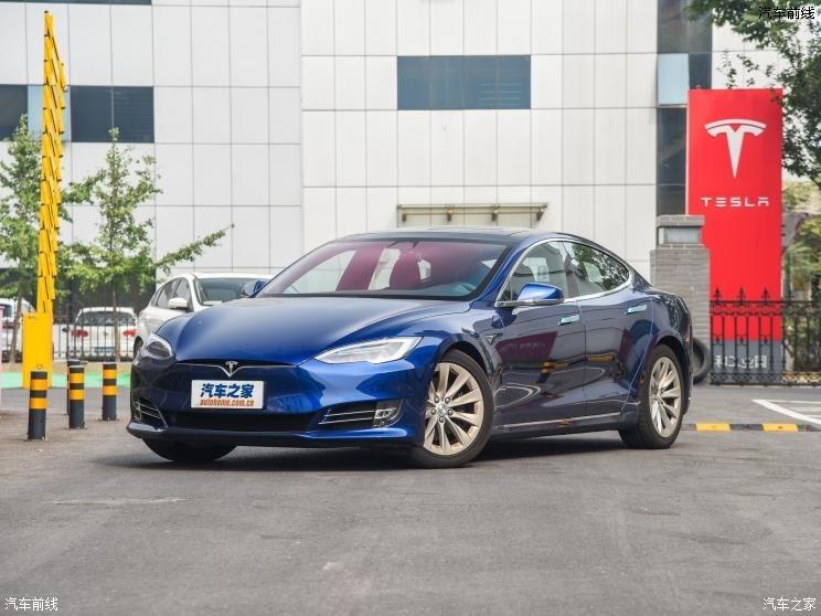 特斯拉(进口) Model S 2019款 Performance 高性能版
