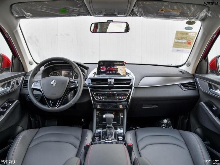 宝沃汽车 宝沃BX5 2017款 20TGDI 自动两驱先锋型