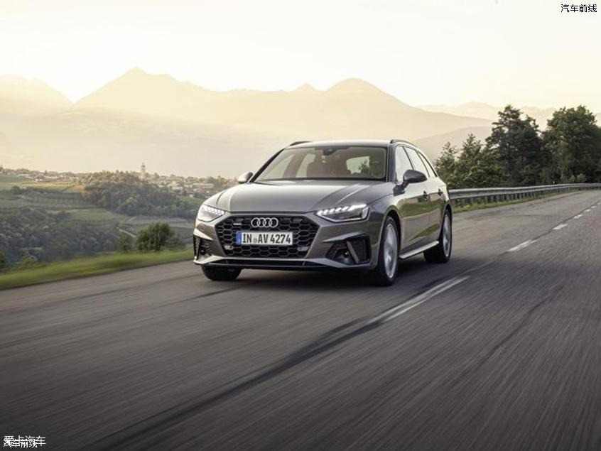 A4 Avant或预售34.50万起 第四季度上市