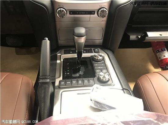 19款丰田兰德酷路泽5700VXR报价 延续陆巡5.7L的精髓