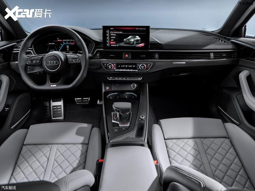 奥迪(进口)2020款奥迪S4