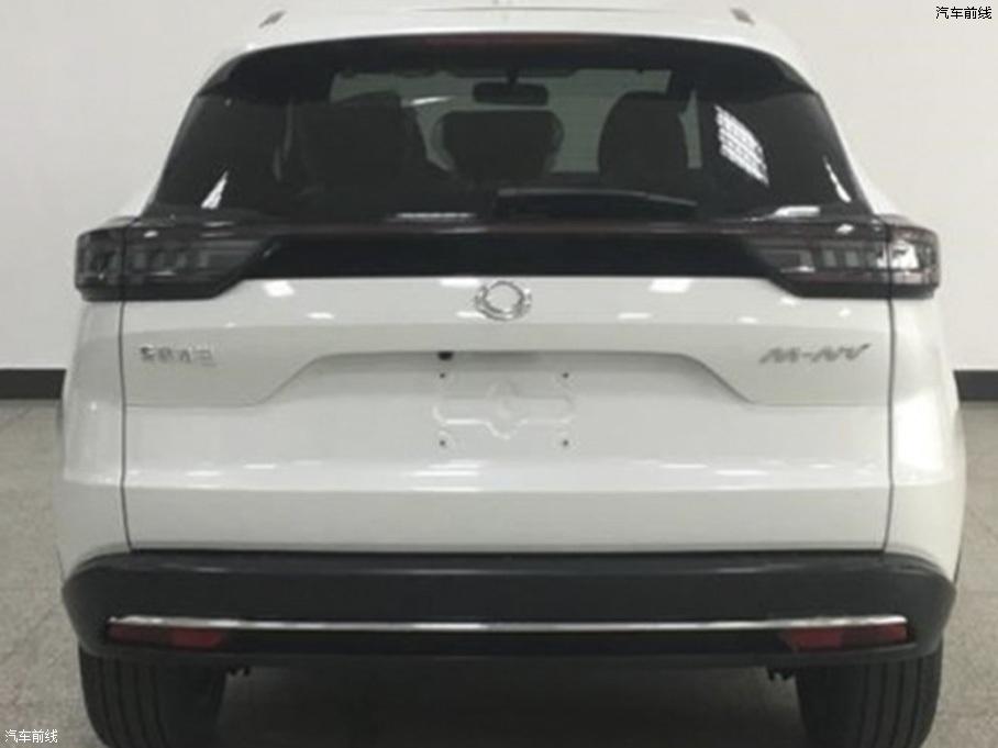 M-NVCR-V插混版 东风本田北京车展阵容