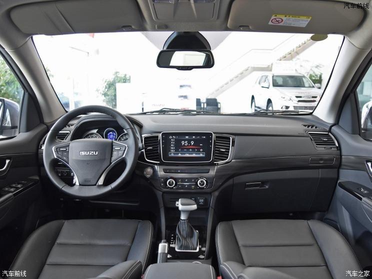 江西五十铃 D-MAX 2020款 1.9T四驱自动尊享型 国VI RZ4E Hi-Power