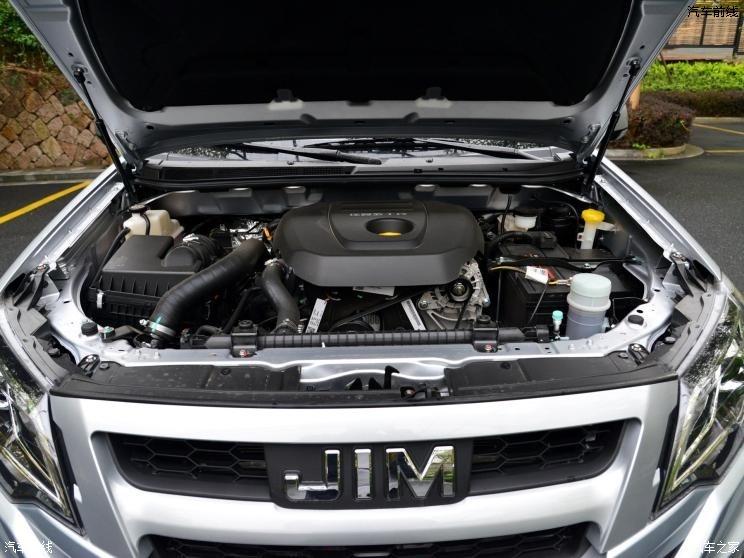 江西五十铃 瑞迈 2020款 2.5T四驱柴油领航国VI瑞迈S标轴版JE4D25Q6A