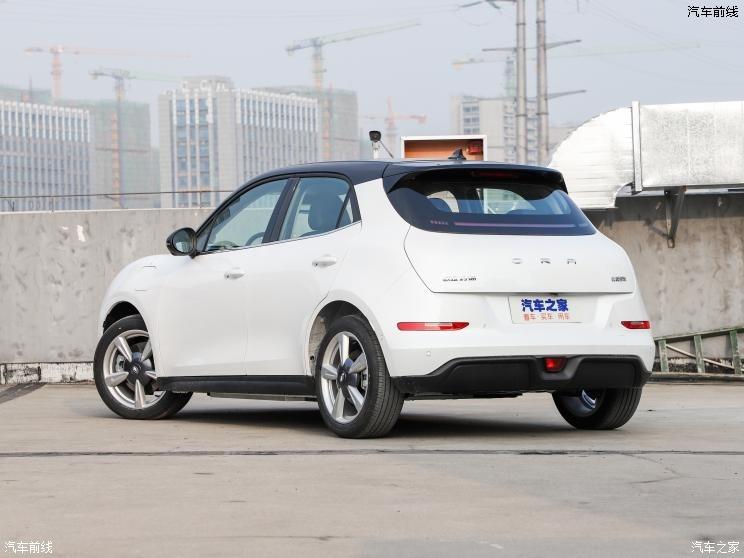 长城汽车 欧拉好猫 2021款 400km标准续航 雅典娜版