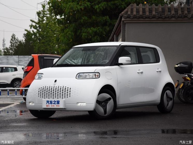 长城汽车 欧拉白猫 2020款 360km 豪华型