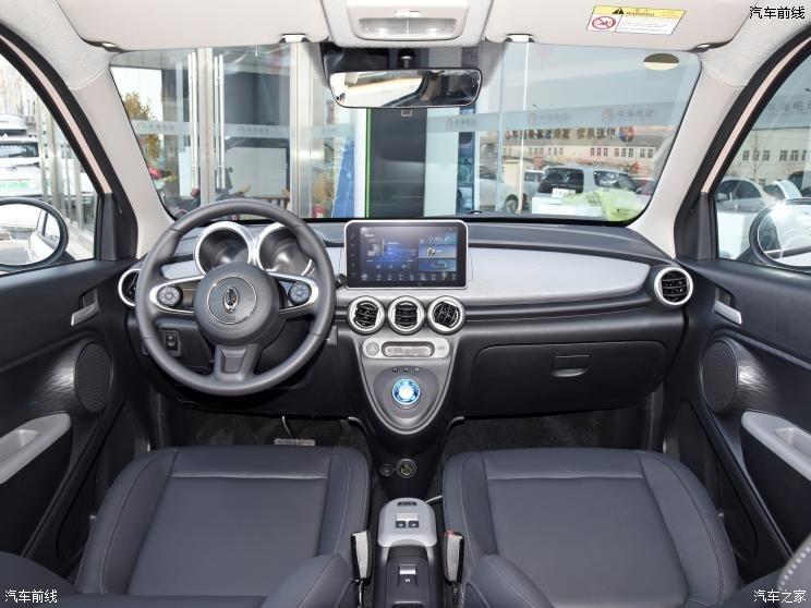 长城汽车 欧拉黑猫 2021款 351km 豪华型