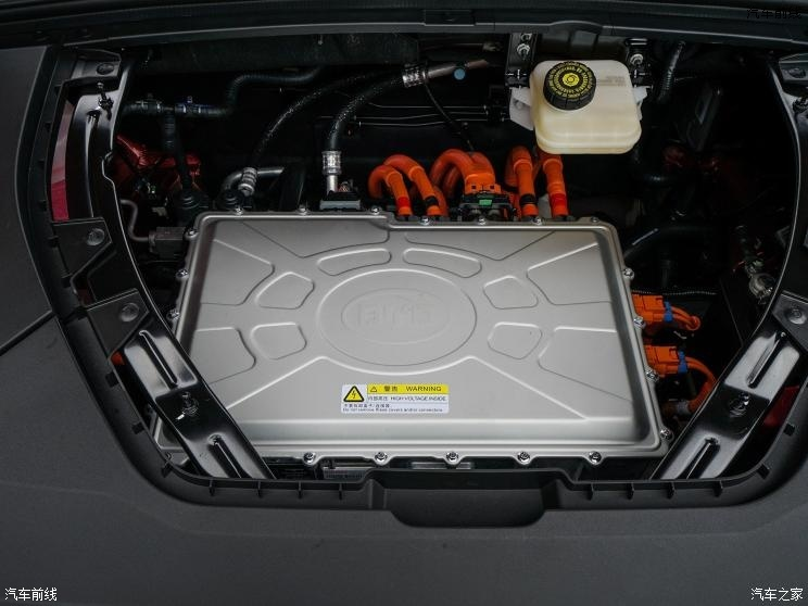 比亚迪 宋PLUS新能源 2021款 EV