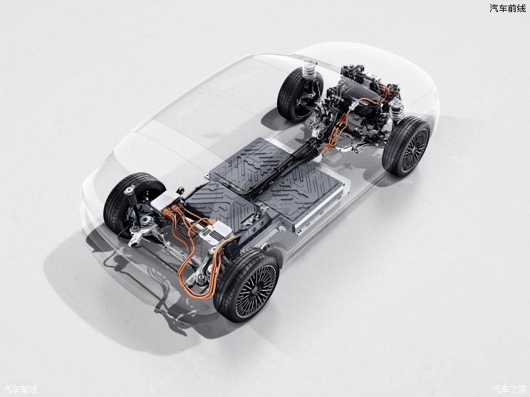 梅赛德斯-EQ 奔驰EQA 2021款 EQA 250 AMG Line 欧洲版